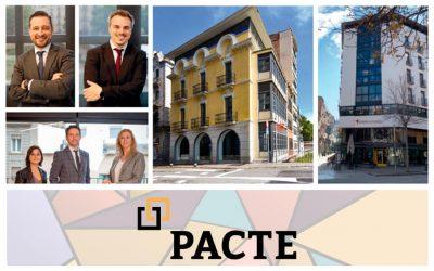 Neix PACTE, l'aliança d'especialistes del Dret a Girona